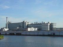 De Van Nelle Fabriek biedt een unieke plek aan heel veel Rotterdamse banen. Nu prijkt deze fabriek ook op de Unesco werelderfgoedlijst.